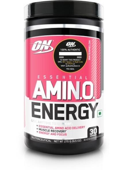 Optimum Nutrition Amino Energy Diet Supplement, 270 G-2658