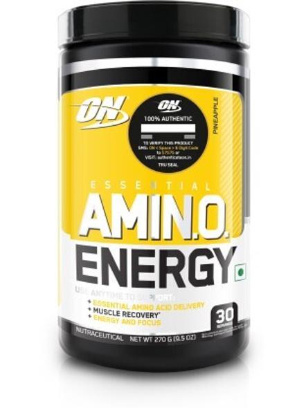 Optimum Nutrition Amino Energy Diet Supplement, 270 G-2807