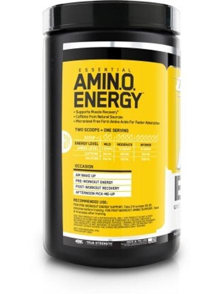 Optimum Nutrition Amino Energy Diet Supplement, 270 G-PINEAPPLE-270 g-1