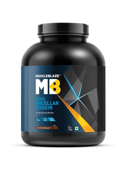 Muscleblaze Micellar Casein 4.4 Lbs Casein Protein-3556