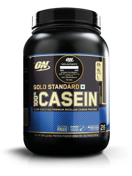 Optimum Nutrition Gold Standard 100% Casein Protein Powder 2 Lbs-3010