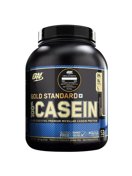 Optimum Nutrition Gold Standard 100% Casein Protein Powder 4 Lbs-2544