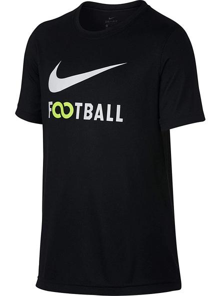 Nike Boys' Dry Football T-Shirt-20613