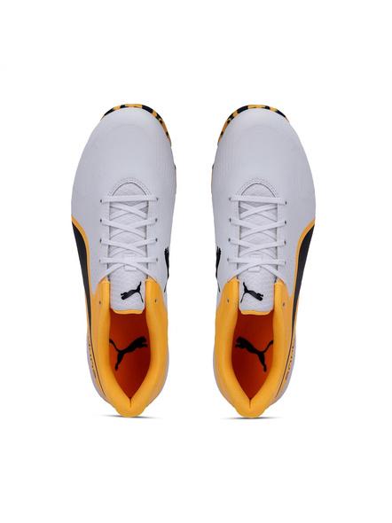 PUMA 105565 CRICKET SHOES-10-Yellow-2
