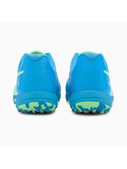 PUMA 105565 CRICKET SHOES-Elektro Green-Nrgy Blue-12-1