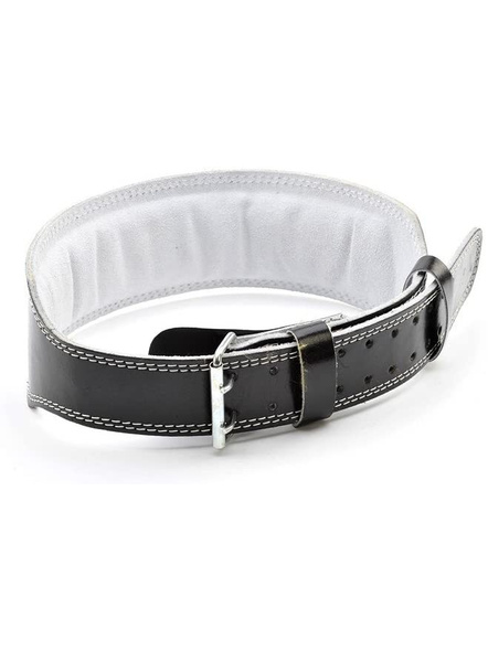 adidas Leather Weightlifting Belt-NA-L --1