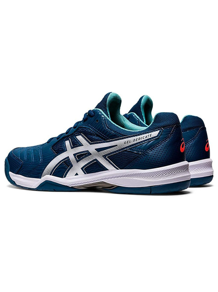 ASICS GEL DEDICATE 6 LAWN TENNIS SHOES (COLOR MAY VARY)-8-Navy-1