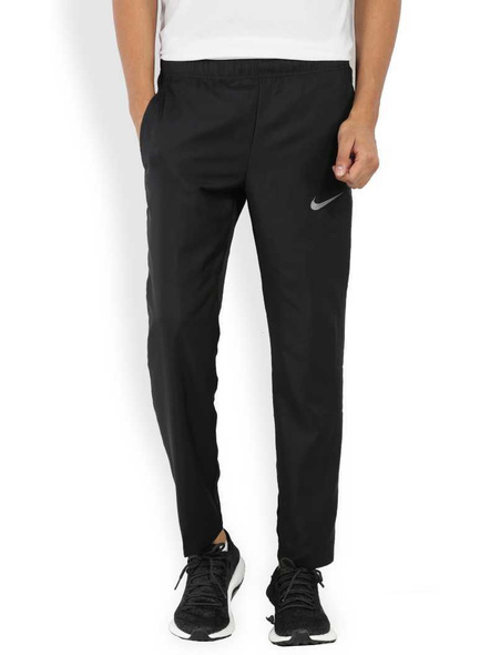 Nike  Solid Men Black Track Pants (Colour may vary)-22886