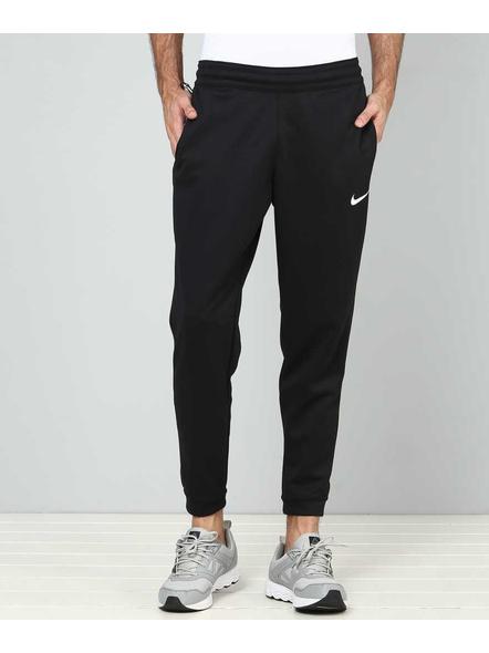 Nike Solid Men Black Track Pants-22906