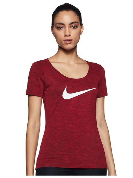 Nike Women's Regular fit Sports T-Shirt-25904