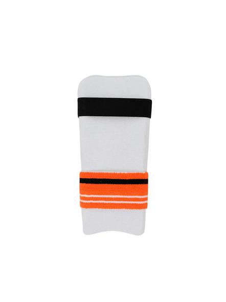 PUMA 030675 ELBOW GUARD-XS.S.BOYS-White-orange-1