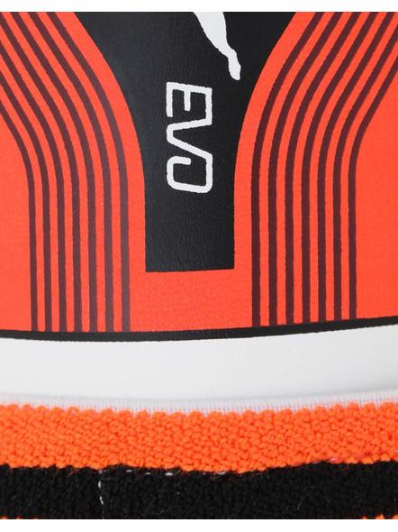 PUMA 030675 ELBOW GUARD-MENS-White-orange-2