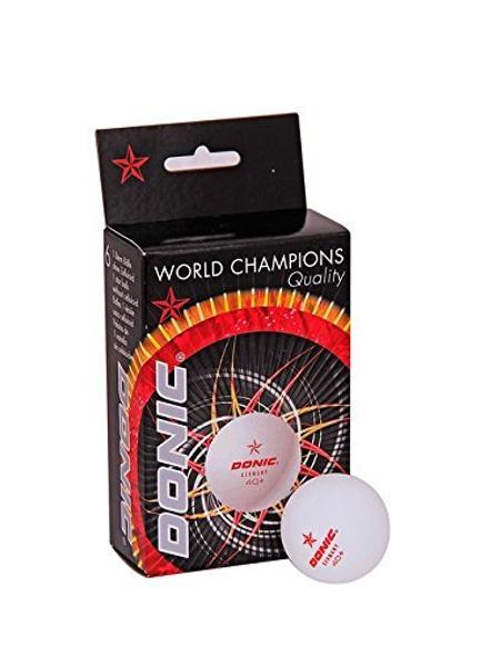 DONIC 1 STAR 40+PLASTIC TABLE TENNIS BALL-1981
