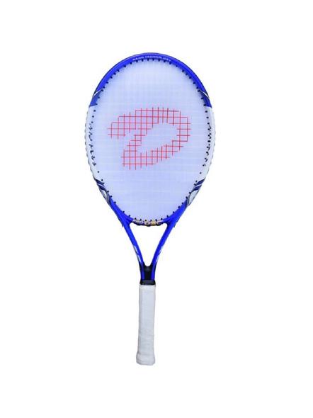 DSC Champs Junior 23 Multicolor Strung Tennis Racquet-7576