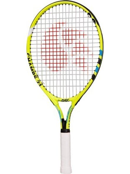 DSC Champs Junior 23 Multicolor Strung Tennis Racquet-15955