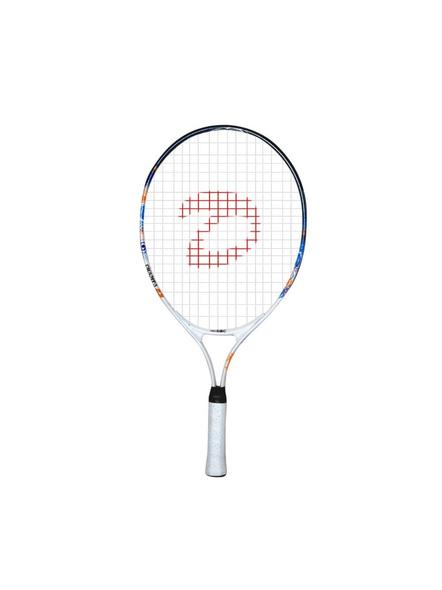 """DSC CHAMP JUNIOR 23"""" White, Blue Strung Tennis Racquet-22196"""