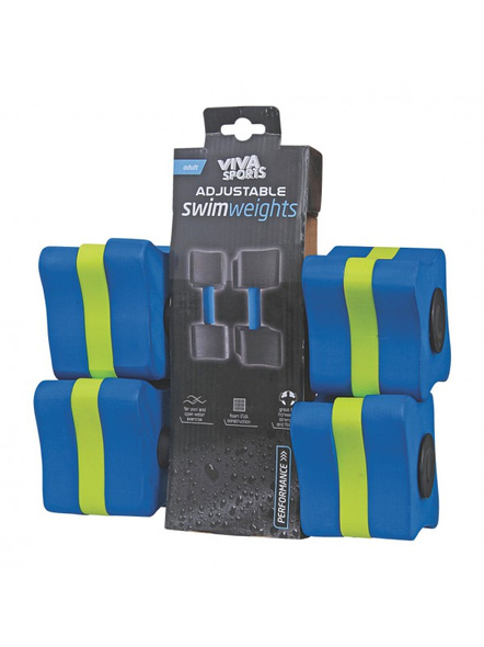 Viva Sw-20 Aqua Dumbells-Full Size-1
