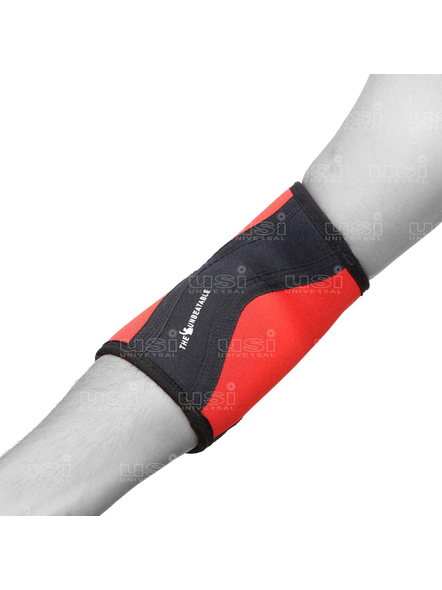 USI ES5 ELBOW SUPPORT-RED BLACK-S-1