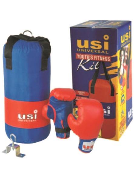 USI 710 YOUTH FITNESS BOXING SET-3249