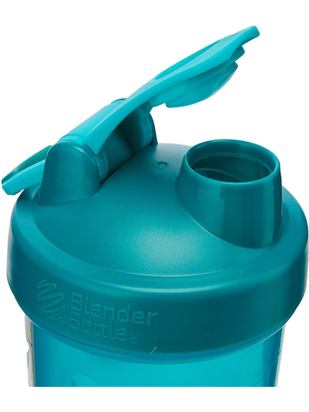 BlenderBottle C01640 Classic Loop Top Shaker Bottle, 32-Ounce-TEAL-1