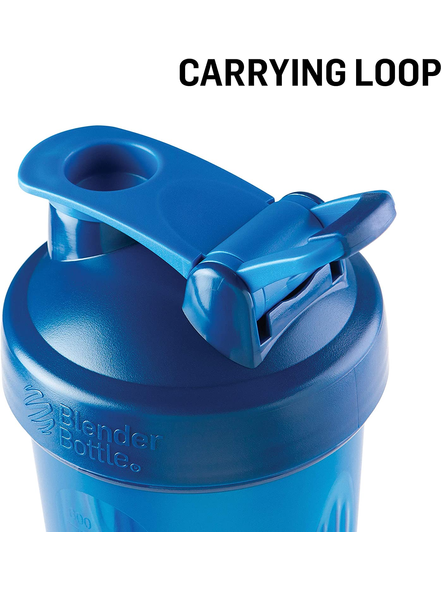 BlenderBottle Classic Loop Top Shaker Bottle, 28-Ounce (Colour May Vary)-BLUE-1