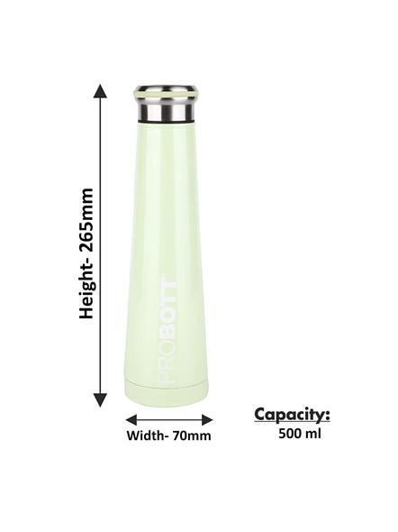 PROBOTT Thermosteel Flask 500ml - PB 500-20 (Colour May Vary)-ORANGE-2