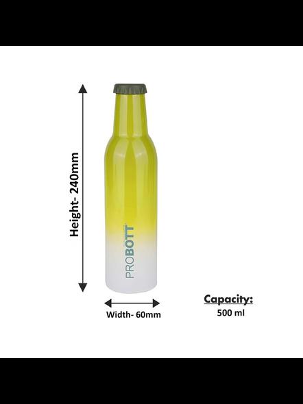 PROBOTT COLD DRINK PB 500-33 500 ml Bottle (Colour May Vary)-BLUE-2