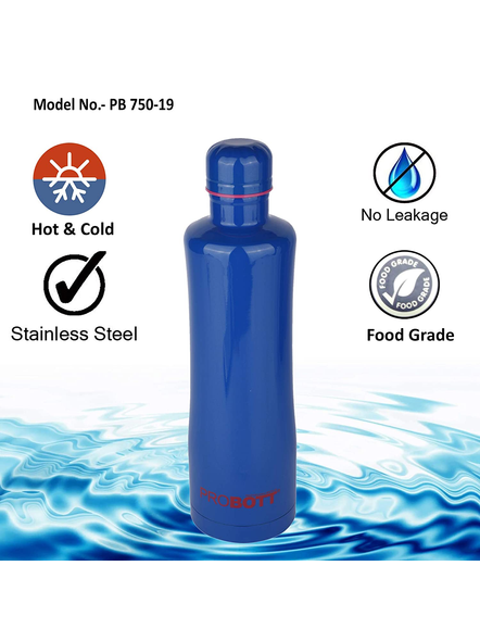 PROBOTT PB750-19 750ML SIPPERS-ROYAL BLUE-2