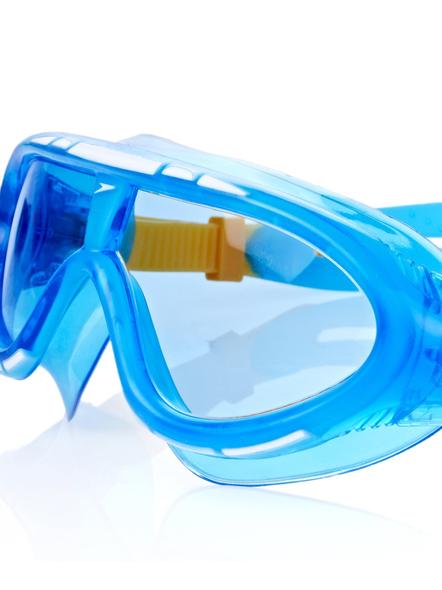 SPEEDO 8012132255 SWIM GOGGLES-BLUE ORANGE-JR-2