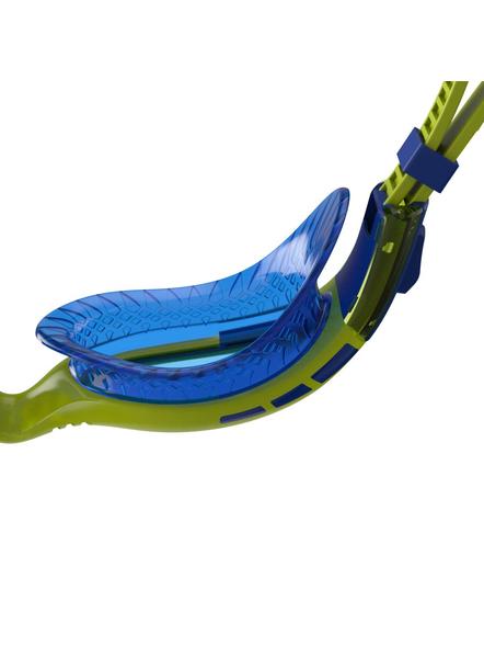 SPEEDO 811595C585 SWIM GOGGLES-GREEN/BLUE-JR-1