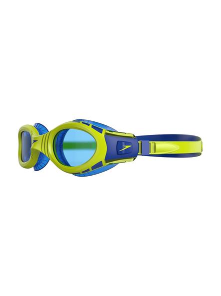 SPEEDO 811595C585 SWIM GOGGLES-GREEN/BLUE-JR-2