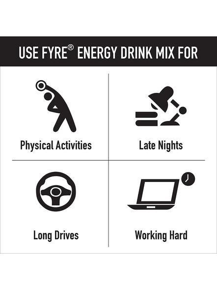 FYRE ENERGY DRINK MIX ENERGY DRINK-ORANGE-1