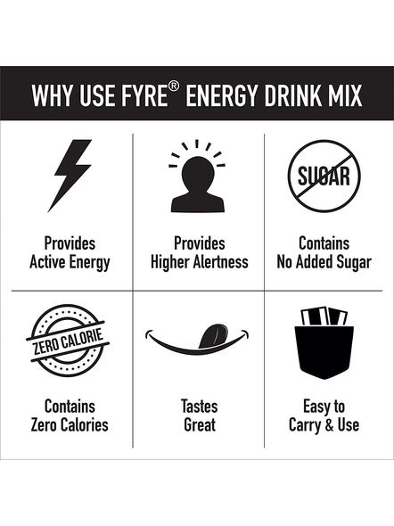FYRE ENERGY DRINK MIX ENERGY DRINK-ORANGE-2
