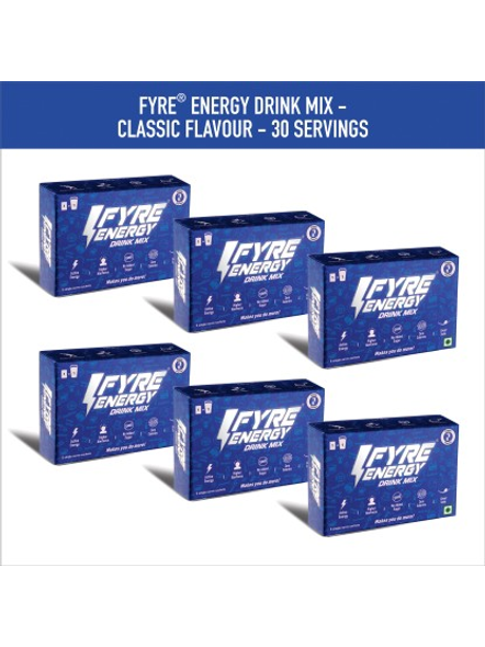FYRE ENERGY DRINK MIX ENERGY DRINK-395