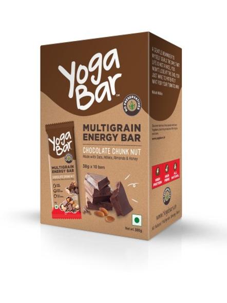 YOGA BAR MULTIGRAIN BAR 38 g MEAL REPLACEMENT-227