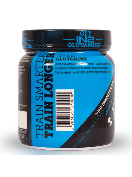 IN2 GLUTAMINE 300 g MUSCLE RECOVERY-300 g-2