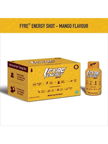 Fyre Energy Shot-MANGO-60 ml-1