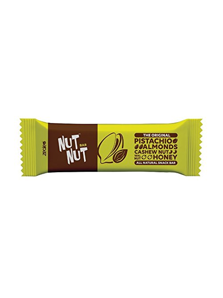NUTNUT ALL NATURAL SNACK BAR MEAL-604