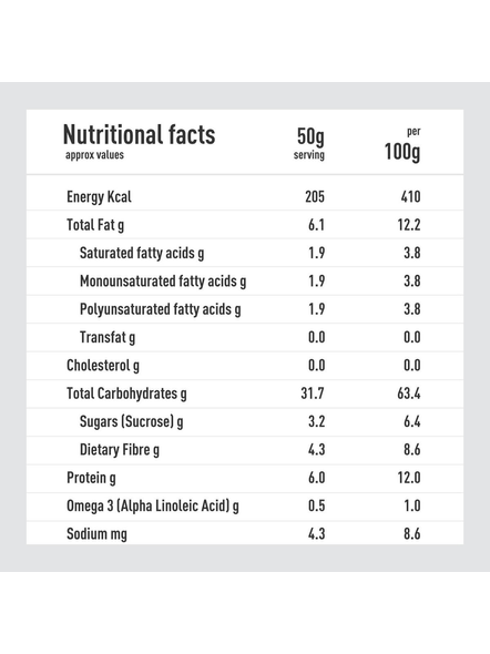 Yogabar Wholegrain Breakfast Muesli-DARK CHOCOLATE CRANBERRY-700 g-1