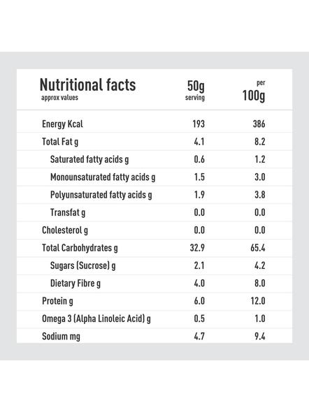 Yogabar Wholegrain Breakfast Muesli-NUTS AND SEEDS-700 g-2