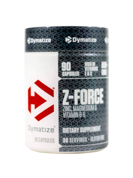 DYMATIZE Z FORCE 90 CAPS MINERALS AND MULTIVITAMINS-7598