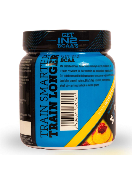 IN2 BCAA-300 g MUSCLE RECOVERY-PEACH-300 g-30-1