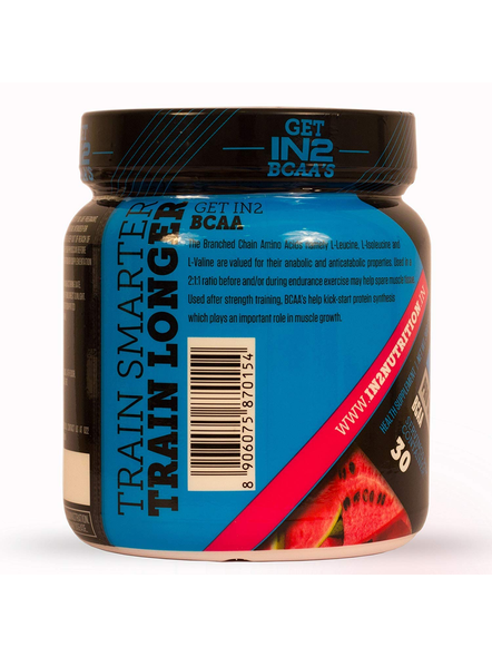 IN2 BCAA-300 g MUSCLE RECOVERY-WATERMELON-300 g-30-1