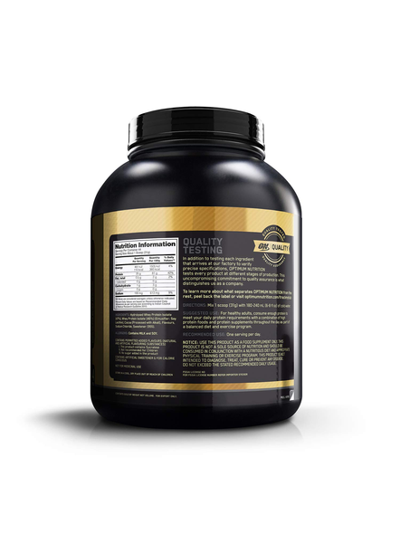 OPTIMUM GOLD STANDARD 100% ISOLATE 3lb WHEY PROTIEN ISOLATE-CHOCOLATE BLISS-3 Lbs-44-2