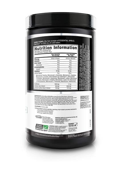 OPTIMUM AMINO ENERGY 270 GM AMINO ACIDS-FRUIT FUSION-270 g-1
