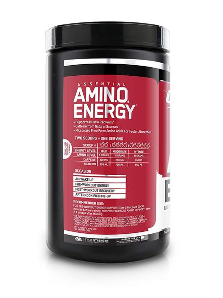 OPTIMUM AMINO ENERGY 270 GM AMINO ACIDS-FRUIT FUSION-270 g-2