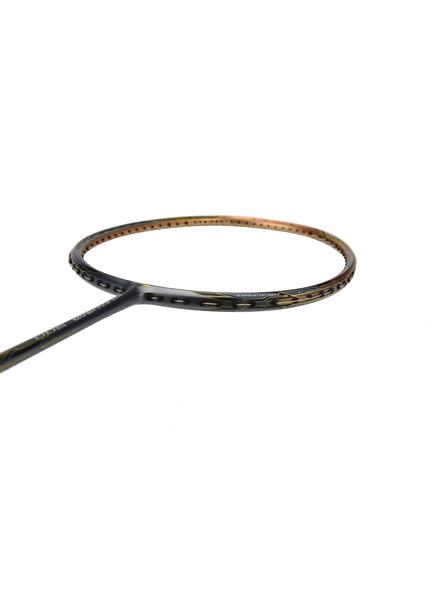 LI-NING 3 D CALIBER 900 C BADMINTON RACQUETS (Colour may vary)-GOLD/GREY-FS-1