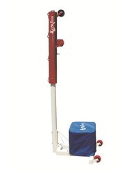Multi Volley Ball Pole Movable Metco 8139-1 Pair-2