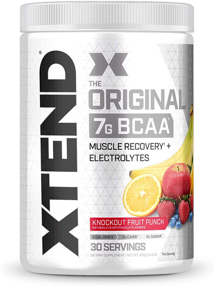 Scivation Xtend Bcaas New Muscle Recovery 390 g-31082