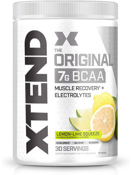 Scivation Xtend Bcaas New Muscle Recovery 390 g-31083